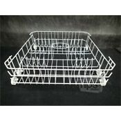 Ge Wd28x10284 White Lower Dish Rack For Ge Dishwasher