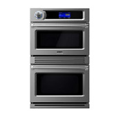 Viking 30 Turbochef Double Electric Wall Oven Vdot730ss