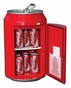 Koolatron Cc10 The Koolatron Coca Cola Can Fridge Can Cooler