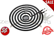 8 Inch Burner Element For Frigidaire Whirlpool Kenmore Electric Range Stove