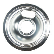 Stove Drip Pans Replacement For Whirlpool 6 Inch
