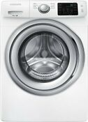 New Samsung 4 5 Cu Ft 8 Cycle Front Loading Washer 7 5 Cu Ft Gas Dyer