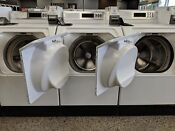 Commercial Maytag Neptune Mah20pdaww Washing Machines Washer 1 Of 8 Available