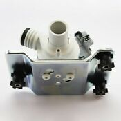 Drain Pump Motor Dc96 01414a For Whirlpool Amana Front Loading Washer Mah6700aww