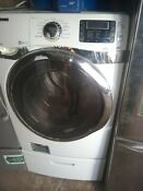Samsung Front Load Washer White