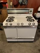 Caloric Ultramatic Gas Stove