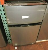 Insignia 4 3 Cu Ft Top Freezer Refrigerator Stainless Steel