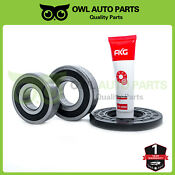 For Ge Tank Wh45x22914 Wh45x10096 Front Load Washer Tub Bearing Seal Kit