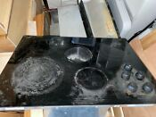 Kitchenaid Electric Built In Ceramic Downdraft Cooktop