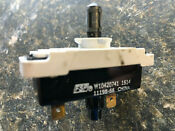 W10420741 Whirlpool Dryer Start Switch Free Shipping 208
