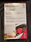 Frigidaire Purefresh 2 In 1 Refrigerator Filter Combo New