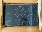 W10207850 Jenn Air Five Elements Radiant Cooktop Soft Touch Control Panel Part