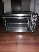Kitchenaid 12 Inch Compact Convection Oven Stainless Steel Never Used