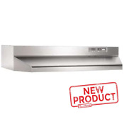 30 Inch Over The Stove Range Hood Duct Stainless Steel Under Kitchen Cabinet Fan