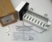 Wpw10190965 D7824706q Bare Ice Maker For Whirlpool 4317943 W10190965 1129313