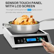 Lcd P961ls Professional Portable Induction Cooktop Commercial Range Countertop