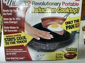Nuwave Precision 2 Induction Cooktop With Free Pan Pre Owned Read