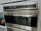 Wolf So36u S Used 36 Built In L Series Stainless Steel Electric Oven A