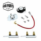 Ami Parts Replacement Part Kit 279816 Dryer Thermostat 2 Pcs 3392519 Therma