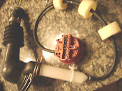 Ge Front Load Washing Machine Washer Pressure Switch Wcvh6800j1ms Wh12x10307