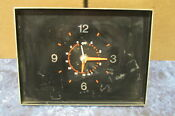 White Westinghouse Stove Clock Part 5308013857