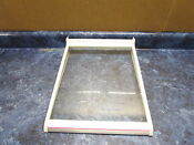 Amana Refrigerator Glass Shelf Pink Strip Part 10370010