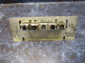 Kenmore Dishwasher Switch Part 5300808479