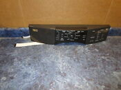 Kenmore Dryer Control Panel Black Part 8529881