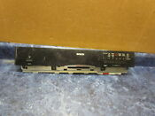 Bosch Dishwasher Control Panel Part 00475236 00661682