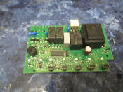Bosch Dishwasher Control Panel Part 00481055
