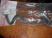 Brand New Kenmore Elite Wp8542373 Washer Bleach Dispenser Hose For Kenmore