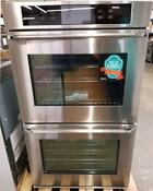 Never Used Dacor Discovery 30 Double Wall Oven Showroom Model Stainless