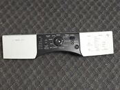 Kenmore Dryer Control Panel Assembly 8558762 280100