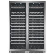 Avallon Awc241tszdual Built In 47 Inch Wide 302 Bottle Capacity Wine Cooler