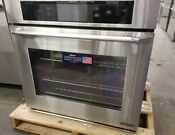 New Out Of Box Dacor Discovery Iq Single Stainless Wall Oven