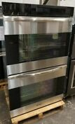 New Out Of Box Dacor 30 Millenia Double Wall Oven Stainless