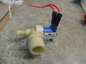 Equator Combo Washer Hot Water Valve Part 00821