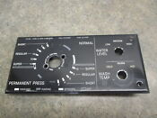 Kenmore Washer Control Panel Part 3360701