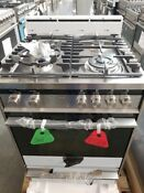 New Out Of Box Fisher Paykel 24 All Gas Range Stainless Steel