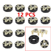 12pc Washer Motor Reinforced Coupler 285753a For Whirlpool Kenmore Crosley Roper