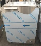 New Out Of Box Dcs 24 Outdoor Refrigerator Stainless Steel Deluxe