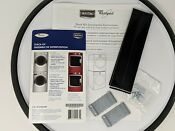 Oem Washer Dryer Stack Kit For Maytag Maxima 6000x 7000x W10298318rp New Sealed