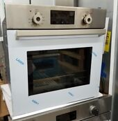 New Out Of Box Bertazzoni 24 Built In Single Electric Wall Oven Stainless Steel