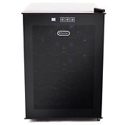 Undercounter Refrigerator Coolers 20 Bottle Beverages Chillers Wine Bars Cans