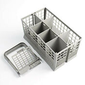 Universal Dishwasher Silverware Replacement Basket Utensil Cutlery Basket