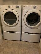 Whirlpool Washer And Dryer Pedestal