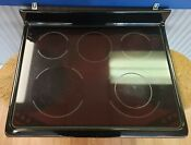 316456273 Kenmore Frigidaire Range Oven Maintop Cooktop Assembly Black
