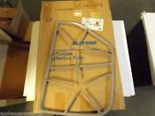 Maytag Jenn Air Stove 74006601 Grate Lt Taupe New In Box