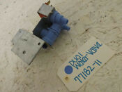 General Electric Refrigerator 77182 11 Dual Water Valve New