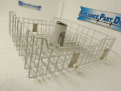 Whirlpool Maytag Dishwasher W10779821 8519572 Upper Rack Used